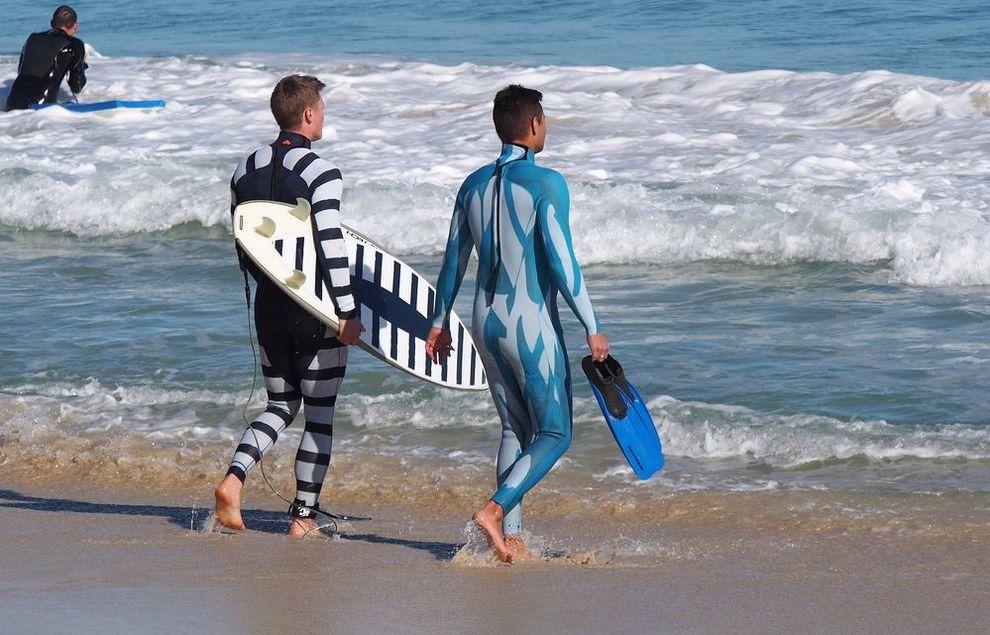 trajes neopreno surf