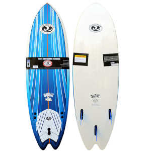 Tabla De Surf Softboard CBC