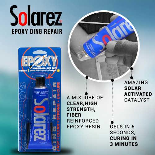 Resina Epoxy Ding Repair de Solarez