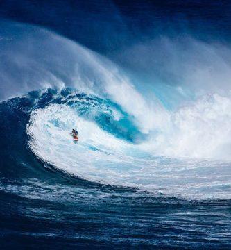 ¿Qué son las olas?