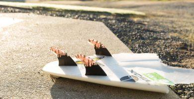 Reparar una tabla de surf