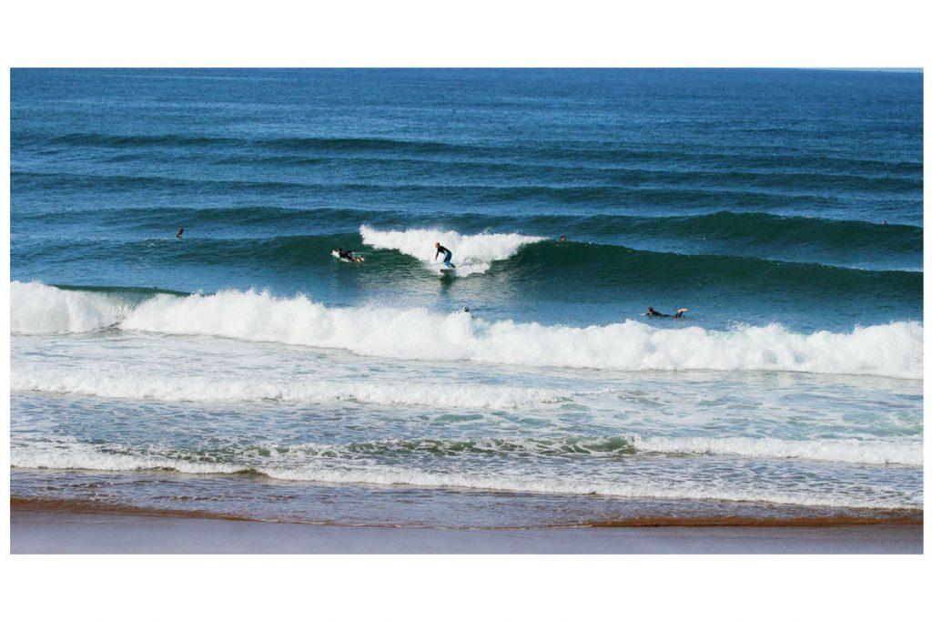 previsión de olas en Sopelana